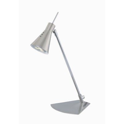 """Lite Source Leivik 15"""" H Table Lamp with Bowl Shade"""