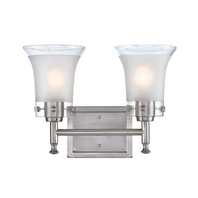 Lite Source Niccolo 2 Light Wall Sconce