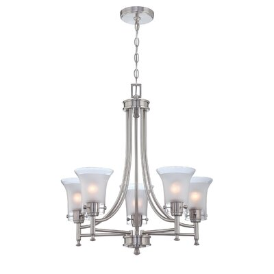 Lite Source Niccolo 5 Light Chandelier