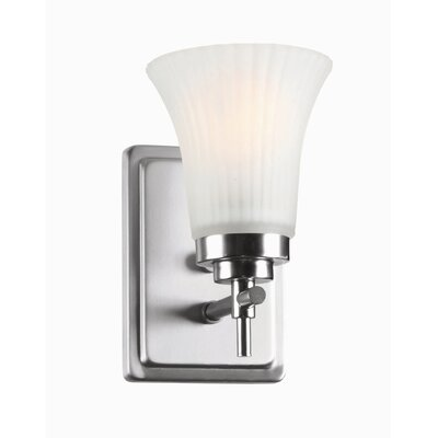 Lite Source Bendek 1 Light Wall Sconce