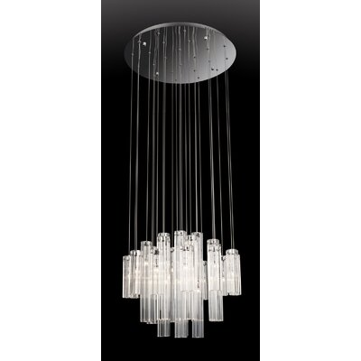 Lite Source Alfonso 24 Light Chandelier