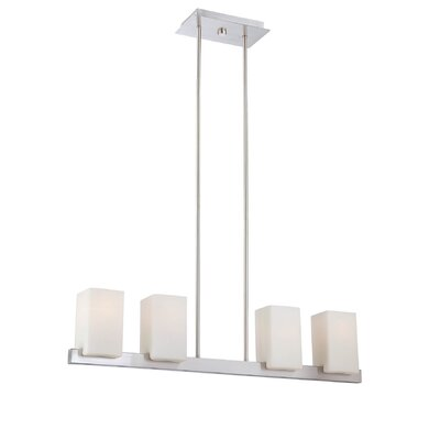 Lite Source Raimondo 4 Light Chandelier