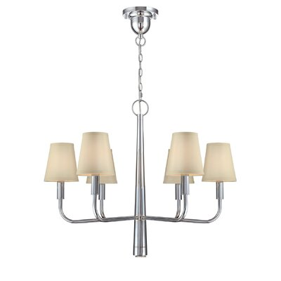 Lite Source Marquise 7 Light Chandelier