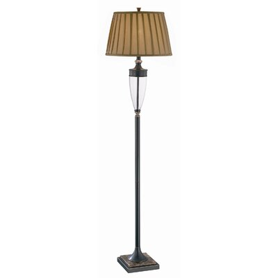 Lite Source Floor Lamp with Marble Base