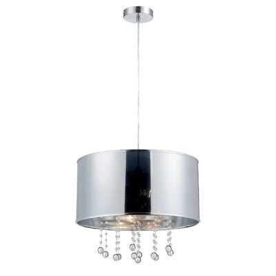 Lite Source Riviera 2 Light Pendant Light