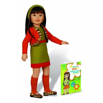 Karito Kids World Collection Gia Doll