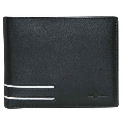 Buxton Luciano Credit Card Billfold Wallet