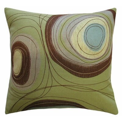 Koko Company Dune Embroidered Pillow