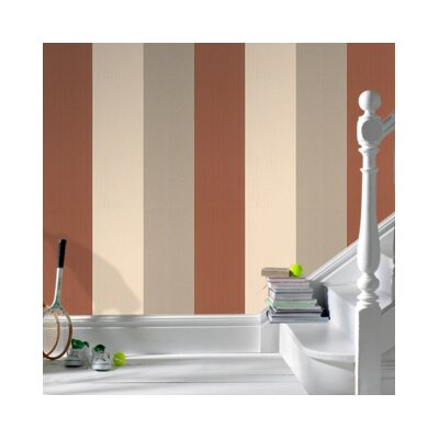 Graham & Brown Spirit Figaro Stripes Wallpaper