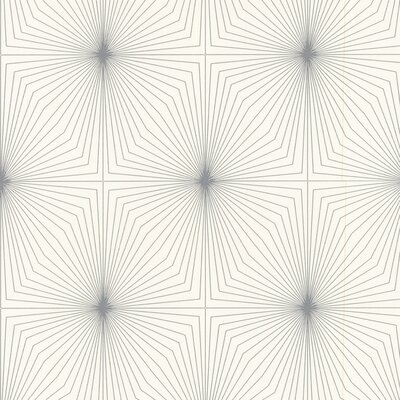 Graham & Brown Contour Kitchen and Bath Dixie Geometric Wallpaper