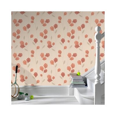 Graham & Brown Serenity Sarah Floral Botanical Wallpaper