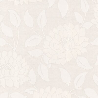 Graham & Brown Paintable Summer Floral Botanical Wallpaper