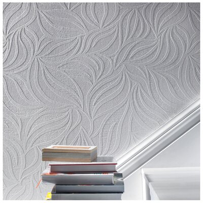Graham & Brown Eden Embossed Abstract Wallpaper