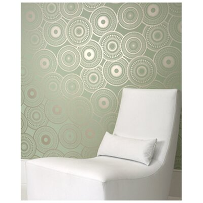 Graham & Brown Serenity Wallpaper by Linda Barker