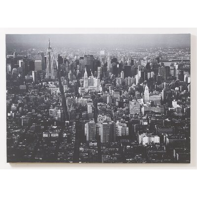 Graham & Brown New York Printed Canvas Art