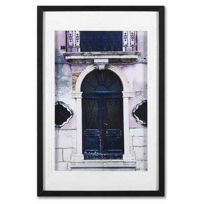 "Graham & Brown Florence Framed Print Art - 24"" X 16"""