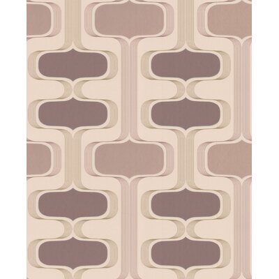 Graham brown contour kitchen and bath groovy geometric for Graham and brown bathroom wallpaper