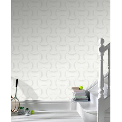 Graham & Brown Shape and Form Ephemeral Wallpaper