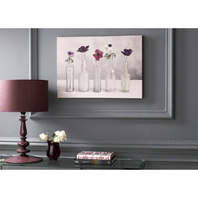 Graham & Brown Floral Row Canvas
