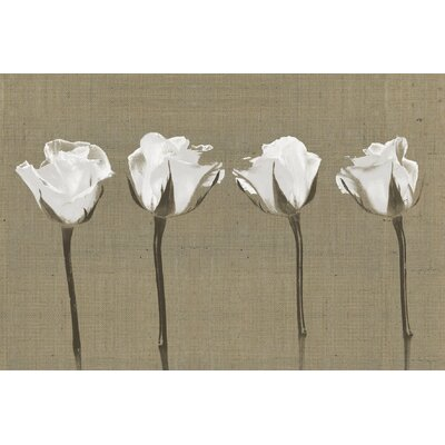 Graham & Brown Graham and Brown English Petals Painting Print on Canvas