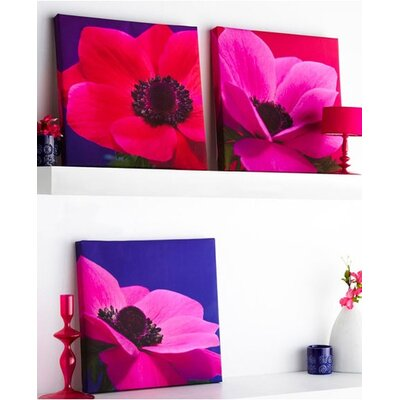 Graham & Brown Jewel Florals Canvas (Set of 3)