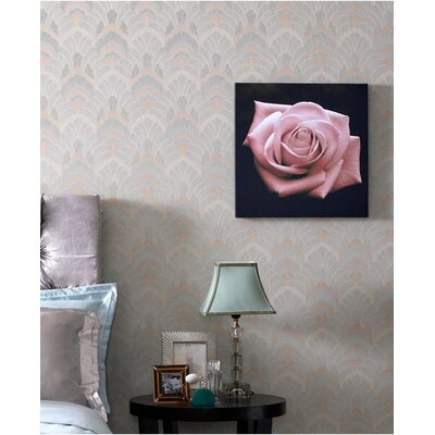 Graham & Brown Vintage Rose Canvas