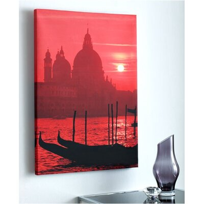 Graham & Brown Venice Sunset Canvas