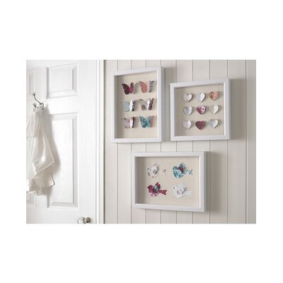 Graham & Brown Butterflies Framed Framed Art