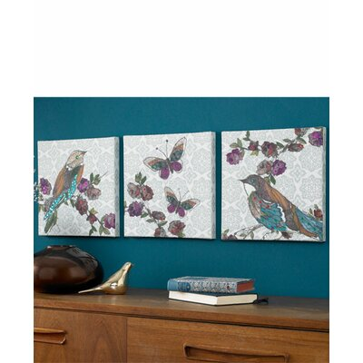 Graham & Brown Bird Canvas Wall Art