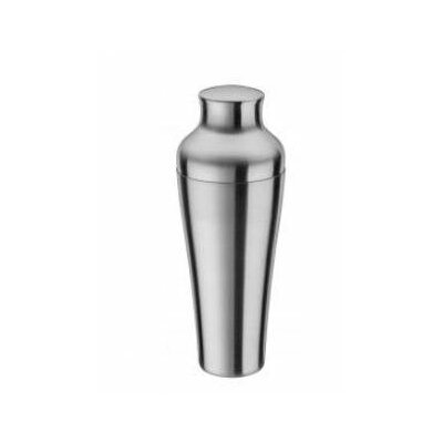 Carl Mertens Hampton 18.6 Oz Satin 2 Piece Cocktail Shaker