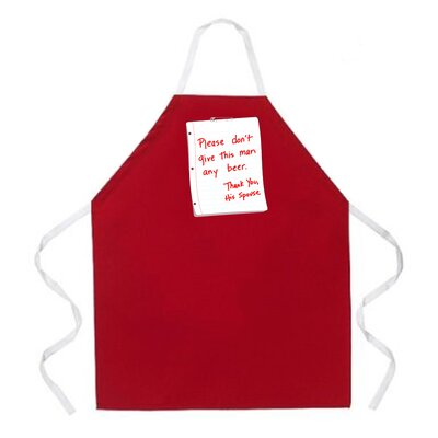 His Spouse Apron
