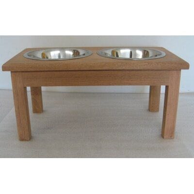 Classic Pet Beds 2 Bowl Pet Diner