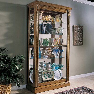 Pulaski Furniture Keepsakes Curio Cabinet