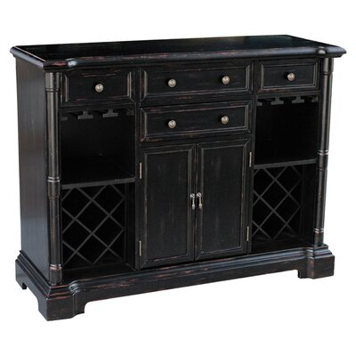 Pulaski Furniture Wine Cabinet