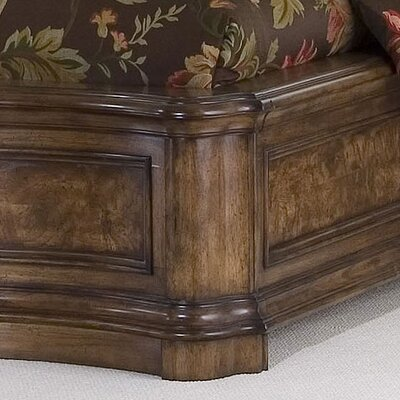 Pulaski Furniture San Mateo Panel Bed