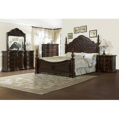 Pulaski Furniture Cassara Panel Bed