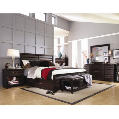 Pulaski Furniture Tangerine 330 Slat Bedroom Collection