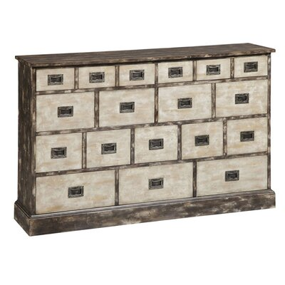 Pulaski Furniture Rustic Chic Accent Chest