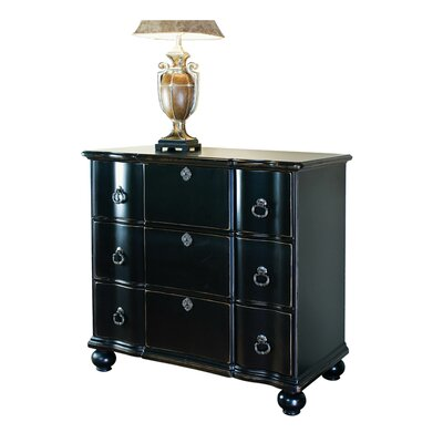 Pulaski Furniture Sable 3 Drawer Accent Chest