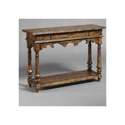 Pulaski Furniture Rustic Chic Console Table