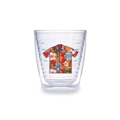 Tervis Tumbler Hawaii 12 oz. Shirt Red Tumbler (Set of 4)
