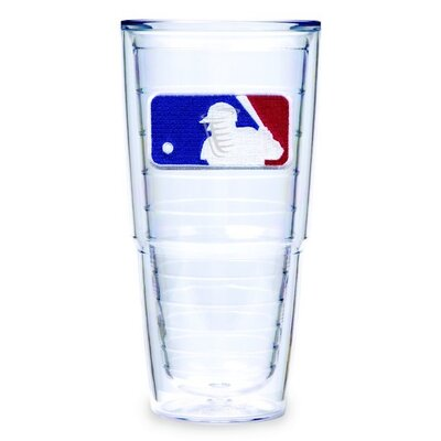 MLB Logo 24 oz Insulated Tumbler (Set of 2)
