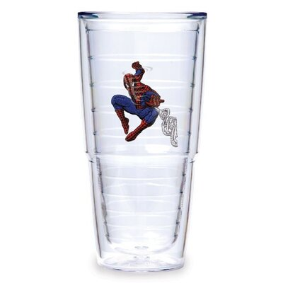 Tervis Tumbler Marvel Spiderman 24 Oz Insulated Tumbler