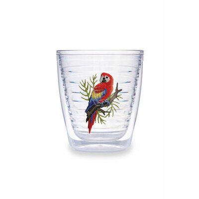 Macaw 12 Oz Tumbler (Set of 4)