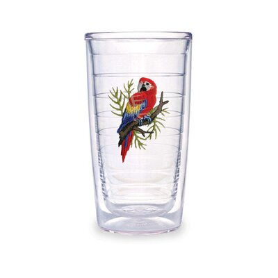 Macaw 16 Oz Tumbler (Set of 2)