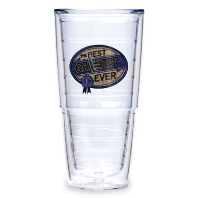 Tervis Tumbler Best Grandpa Ever 24 Oz Tumbler (Set of 2)