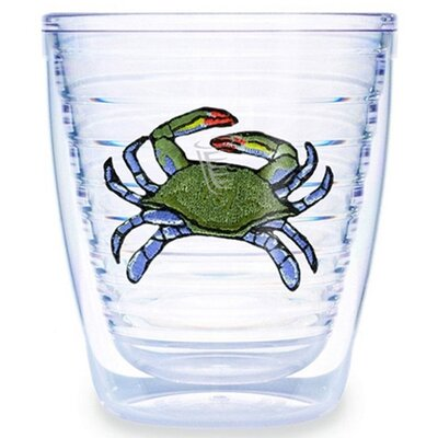 Tervis Tumbler Blue Crab 12 oz. Tumbler (Set of 4)