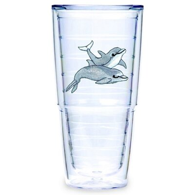 Bottlenose Dolphin 24 oz. Big-T Tumbler (Set of 2)