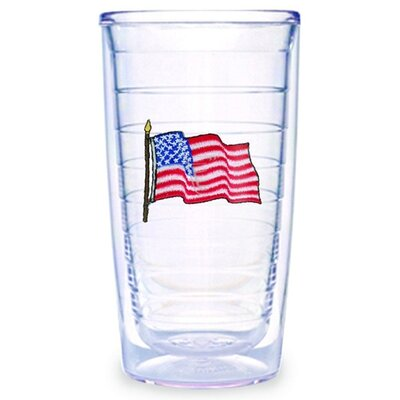 American Flag 16 oz. Tumbler (Set of 2)