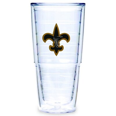 Fleur De Lis 24 oz. Big-T Tumbler (Set of 2)